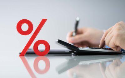 Avvik mellom lånerente og kalkylerente?